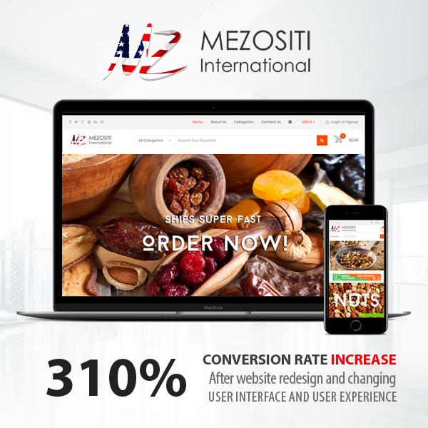 Mezositi: E-Commerce & Branding